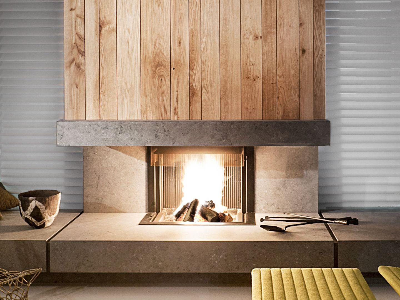 Camini a legna M Design