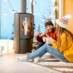 Scaldiamo il tuo inverno: STUFE A LEGNA E PELLET - CUCINE A LEGNA - CAMINI ELETTRICI